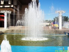 Fountains of Kharkov